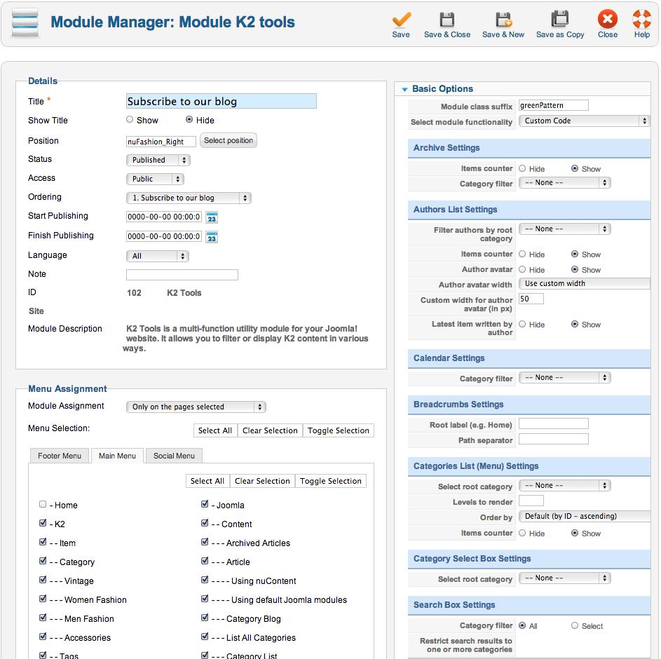 modules anywhere для joomla 1.5 инструкция