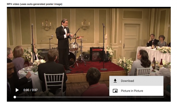 AllVideos v5.0.0 released - now with web-native media playback