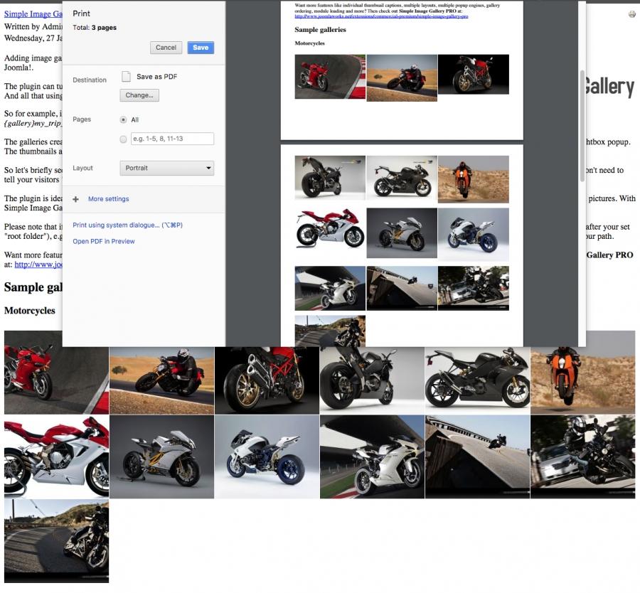 NextGEN Gallery WordPress Plugin Review - WPExplorer | 834x900