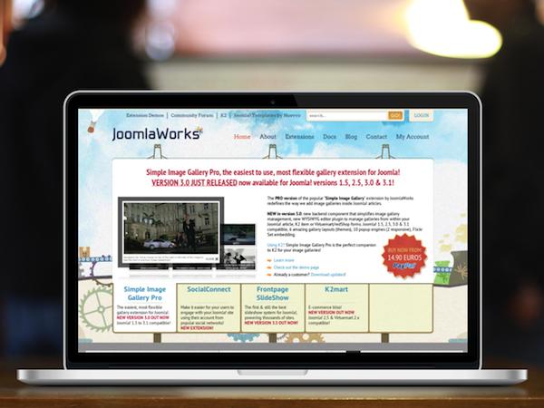 developers of popular joomla  extensions like k2