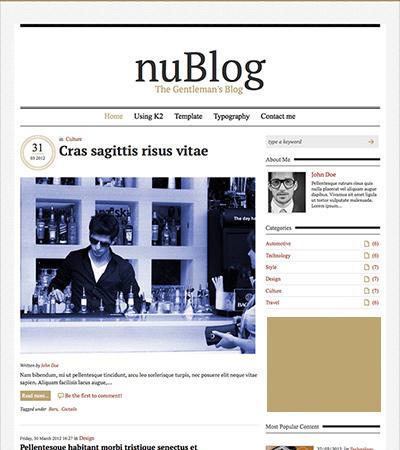 nuBlog