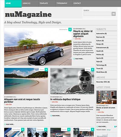 nuMagazine